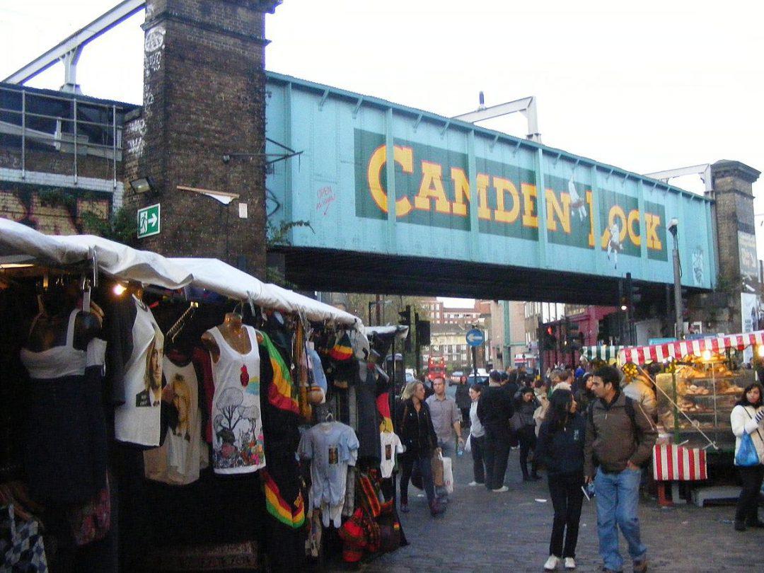Camden Market: Sunday 2nd June.