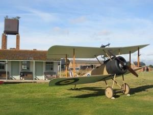 Those Magnificent Men in Their Flying Machines: Monday 11th March