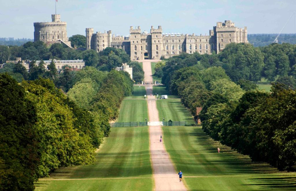 Royal Landscape: Thursday 11th April.