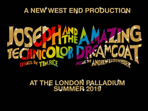 Joseph and the Amazing Technicolor Dream Coat (Matinee):