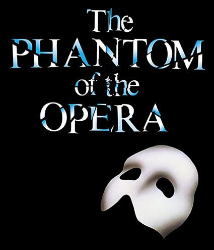 Phantom of the Opera (Matinee): Thursday 21st March.