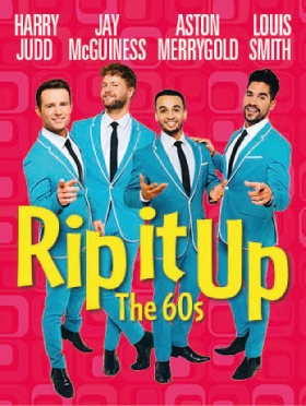 Rip It Up (Matinee) Wednesday 15th May