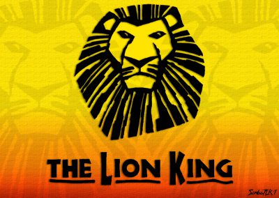 Lion King (Matinee) Wednesday 25th August