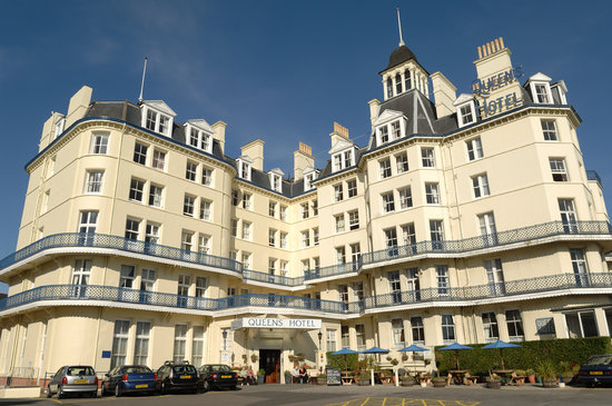 Queens Hotel Eastbourne: Wednesday 6th – Sunday 10th May 2020.