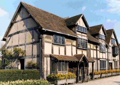Shakespeare's Stratford: Monday 19th July (New date)