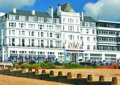 Cavendish Hotel Eastbourne: 6th – 9th August