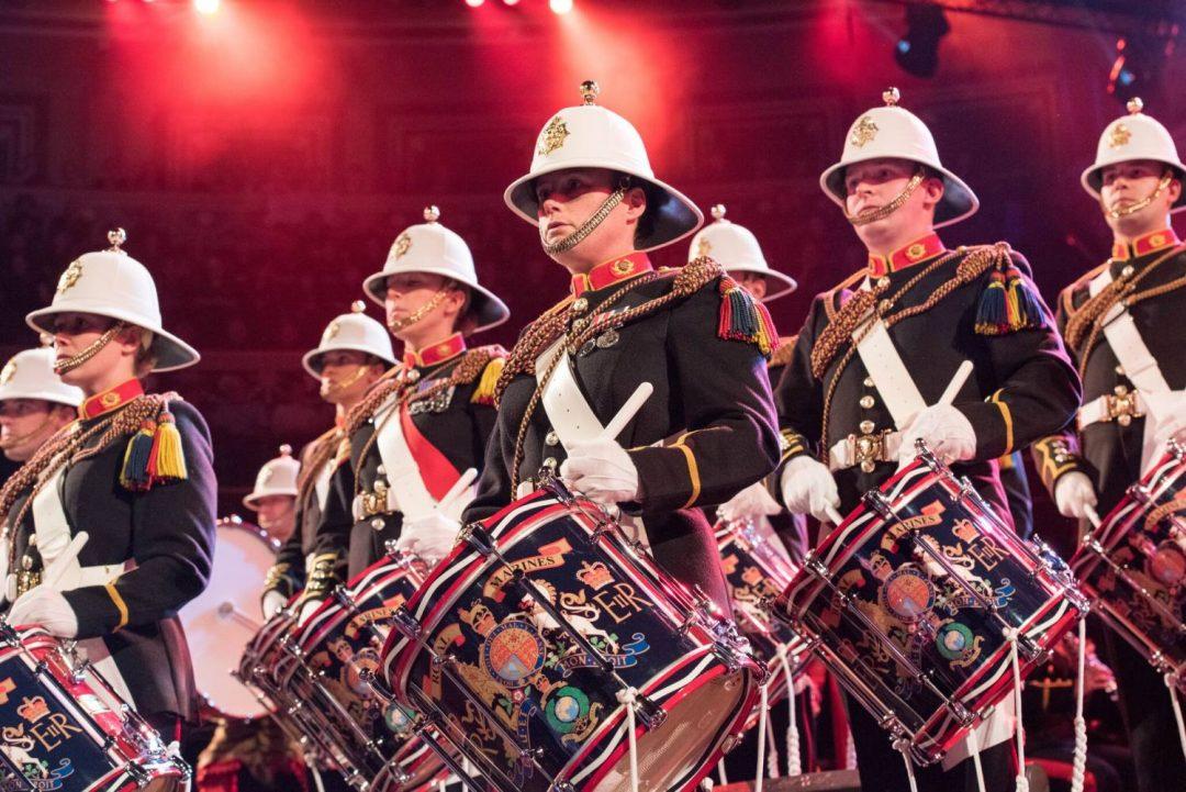 Mountbatten Festival of Music: Saturday (Matinee) 7th March 2020.