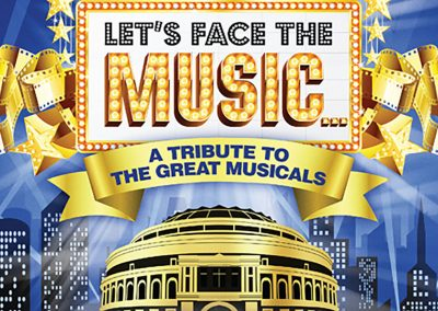 Let's Face The Music (Matinee): Sunday 7th June (cancelled).