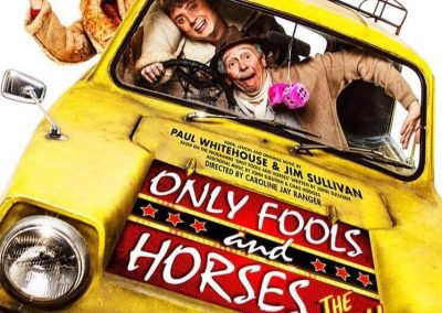 Only Fools & Horses The Musical (Evening): Monday 6th December 2021 (Revised Date).