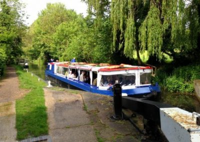 Hertford Canal Cruise: Wednesday 12th August