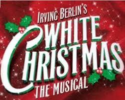 White Christmas: Thursday 21st November (matinee).