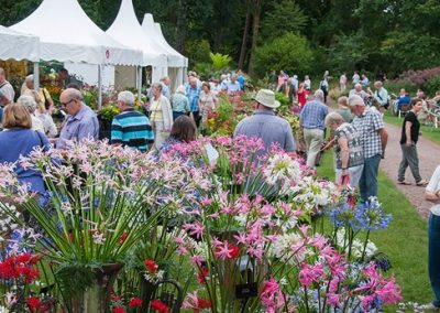 RHS Wisley Garden spectacular flower show: Sunday 12th September