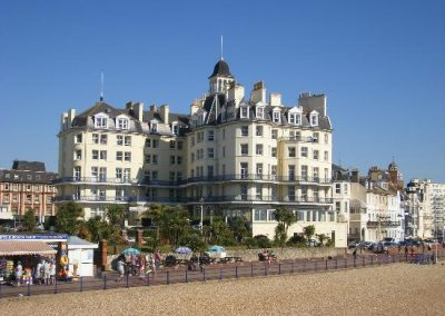 Queens Hotel Eastbourne: Wednesday 6th – Sunday 10th May.
