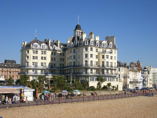 Queens Hotel Eastbourne: Monday 2nd – Friday 6th March.