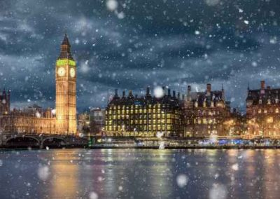 Christmas Cruise from Greenwich, Christmas Lights & Carvery Dinner: Saturday 7th December
