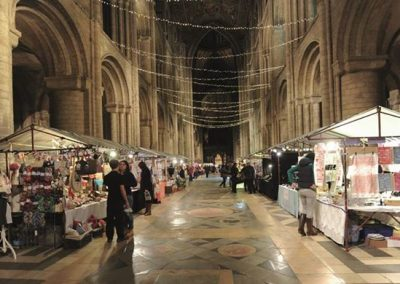 The Ely Cathedral Christmas Gift & Food Fair: