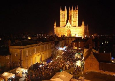 Lincoln Christmas Markets
