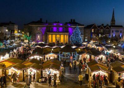 Salisbury Christmas Market