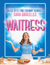 Waitress (Matinee): Wednesday 11th March.