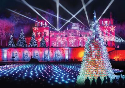 Blenheim Christmas Light Trail: Friday 29th November.
