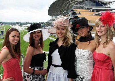 Royal Ascot Ladies Day: Thursday 18th June.