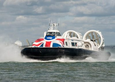 Hovercraft Experience and Lunch: Monday 6th July.