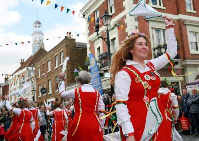 Rochester Sweeps Festival: Sunday 3rd May