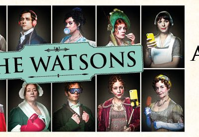 The Watsons: Wednesday 19th August