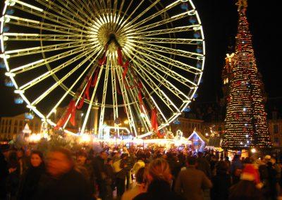 Lille Christmas Market: Friday 26th – Sunday 28th November 2021.