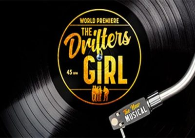 The Drifters Girl: (New date) Wednesday 26th January 2022
