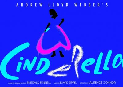 Andrew Lloyd Webber's Cinderella (Matinee): Wednesday 11th August 2021(revised date).