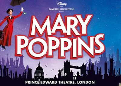Mary Poppins (Matinee): (Cancelled).