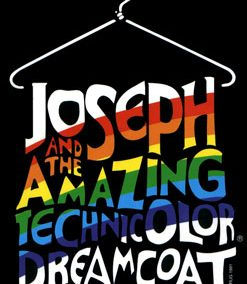 Joseph and the Amazing Technicolor Dreamcoat Wednesday 14th July