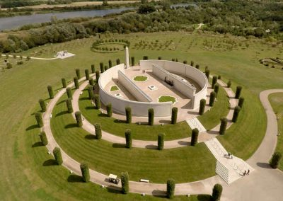 Lichfield & The National Memorial Arboretum: Thursday 10th June