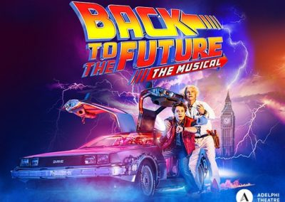 Back to the Future: Wednesday 12th January 2022 (New date)