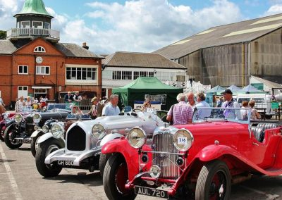 Brooklands Museum: Sunday 8th August