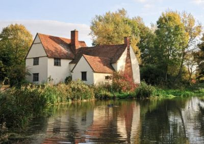 John Constable Stour Valley: Tuesday 6th July