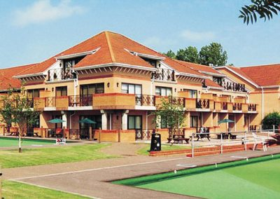Potters Resort Hopton: Monday 6th –10th September.