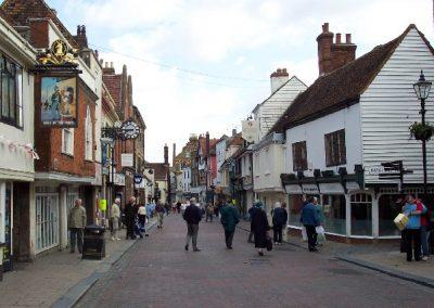 Faversham & Canterbury Guided Tour: Thursday 25th November (Cancelled)