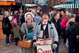 Gloucester Quays Victorian Christmas Market: Sunday 21st November