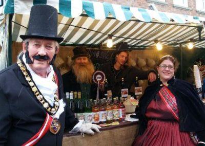Stratford upon Avon Victorian Christmas Market: Saturday 11th December.