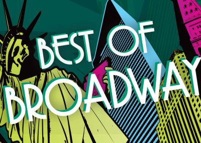 Royal Albert Hall Best of Broadway: Wednesday 2nd March